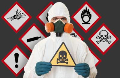 Werken met gevaarlijke stoffen - training
